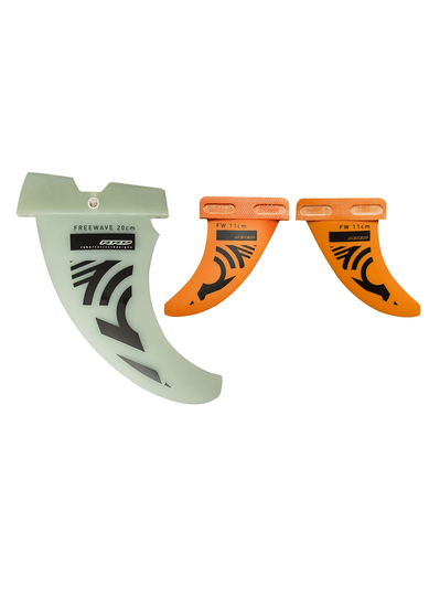 RRD FREEWAVE - SIDE FIN SET
