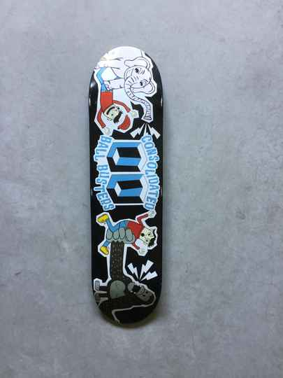 Skateboard • Consolidated • 8.0 • special concave • Ball Busters