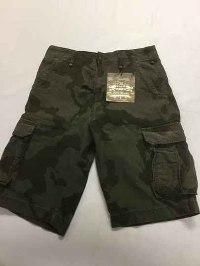 Pants • Shorts • Krew • w28 • camo