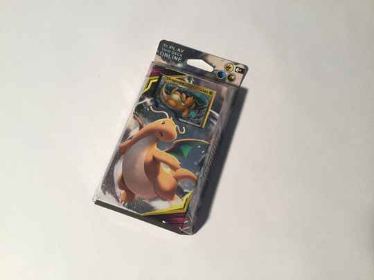 Pokemon • Soaring Storm • theme deck • Unified Minds