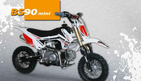 Bastos pitbike BS 90 mini