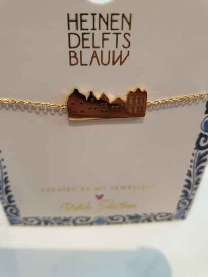 Canal Houses bracelet