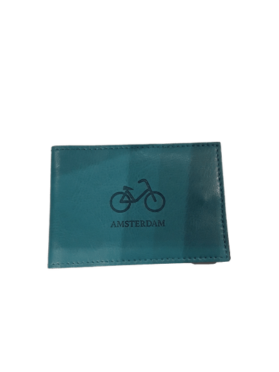 Eco leather card holder