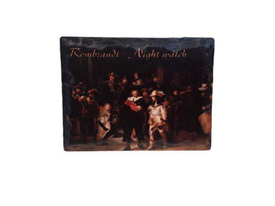 Night watch Rembrandt magnet
