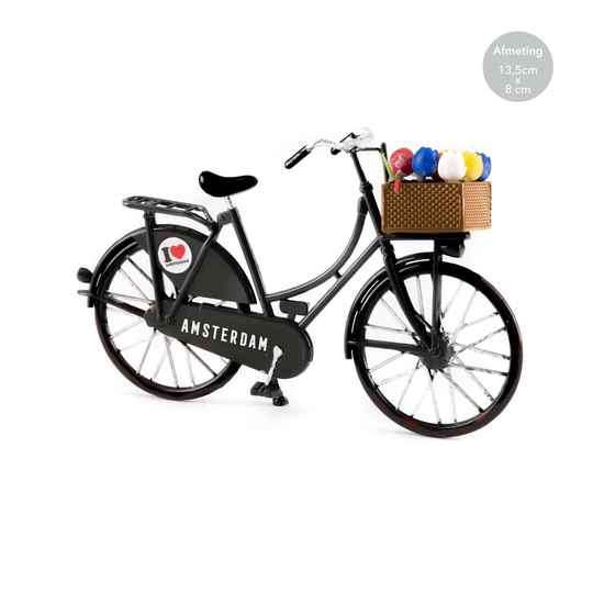small bike black