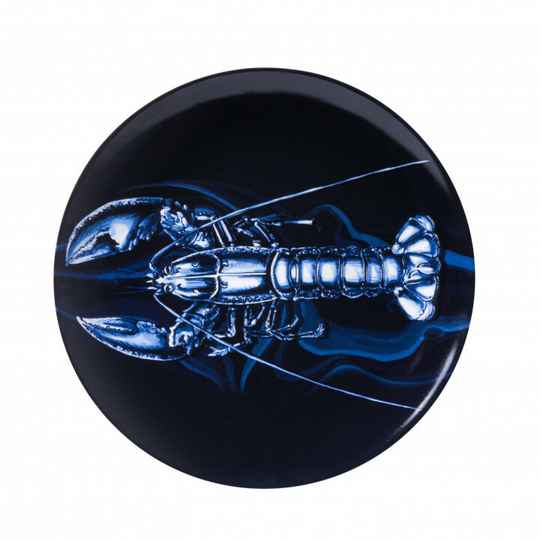 Plate: Lobster dark