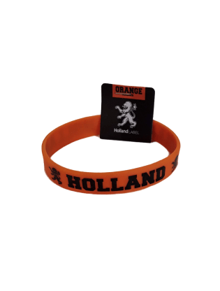 Holland orange-black