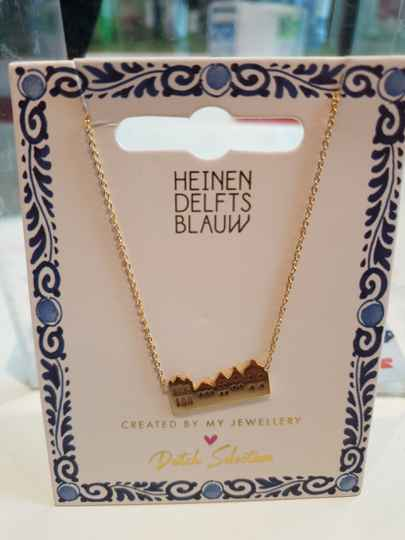 Canal Houses necklace