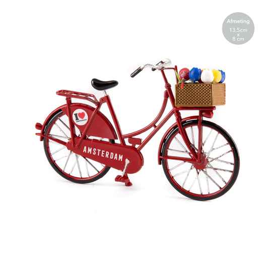 small bike red