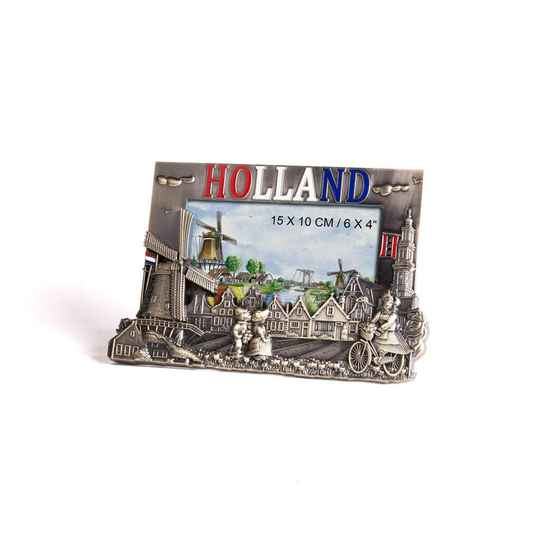 Metal picture frame Holland bronze