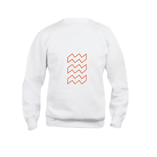 Sweater Dutchies Big Vibes Outlines UNISEX
