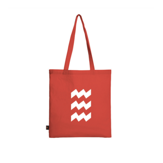 Totebag Red Vibes