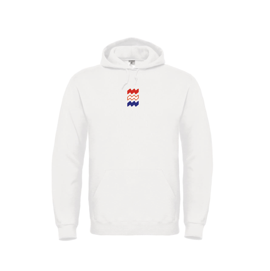 Hoodie King Small Vibes Red White Blue UNISEX