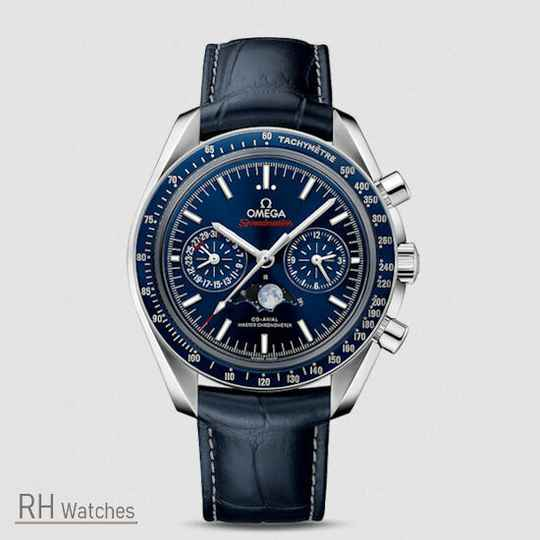Omega Speedmaster Moonphase Co‑Axial Master Chronometer Moonphase Chronograph 44.25 mm
