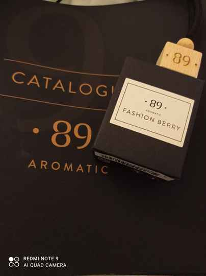 Aromatic 89 fashion berry