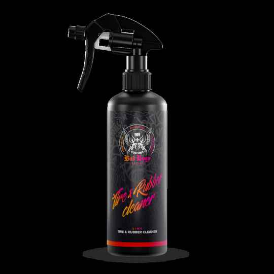 Badboys tire & rubber cleaner