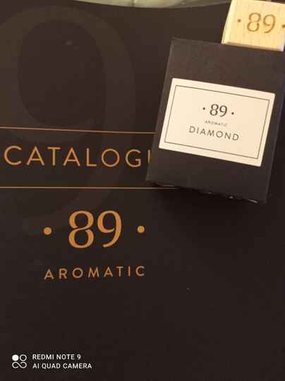 Aromatic 89 diamond carfreshner