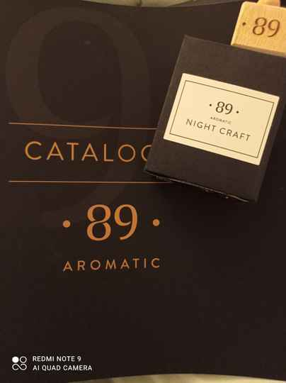 Aromatic 89 night craft carfreshner