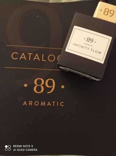 Aromatic 89 Infiniti flow carfreshner