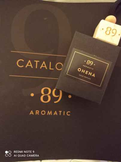 Aromatic 89 ohena carfreshner