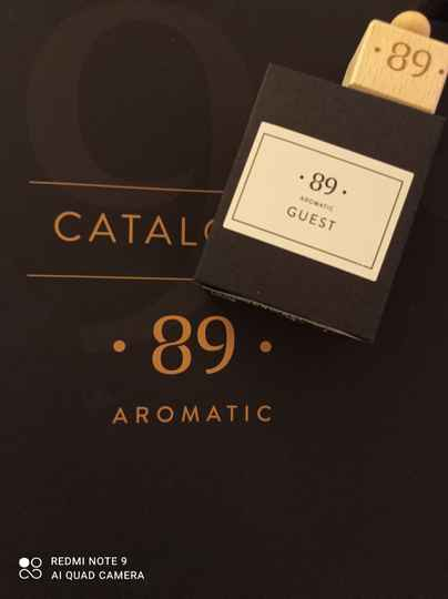 Aromatic 89 guest carfreshner