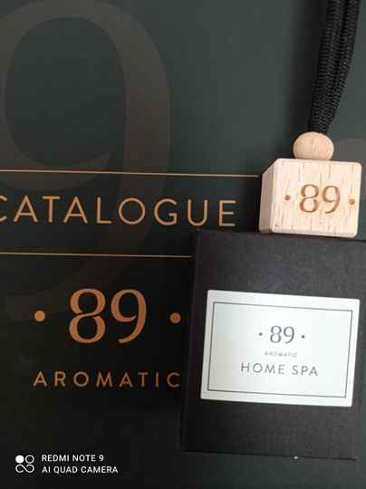Aromatic 89 home spa