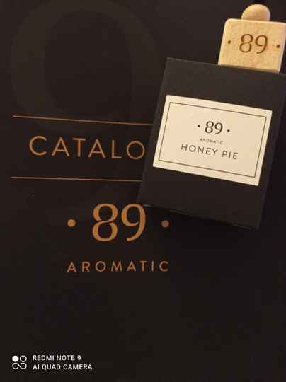 Aromatic 89 honey pie carfreshner