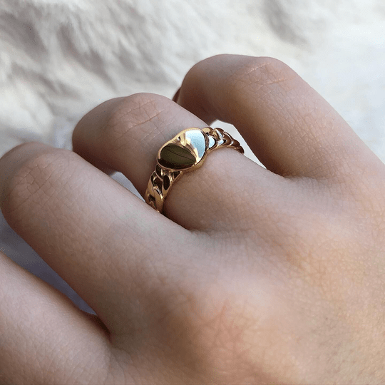 "RING ""BIG HEART"""