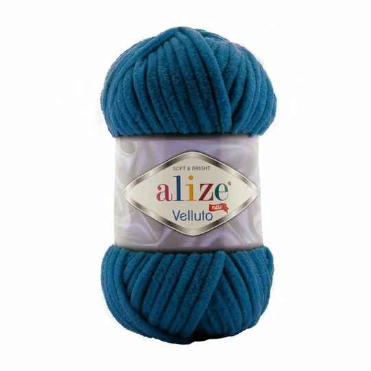 Alize Velluto 646 jeans