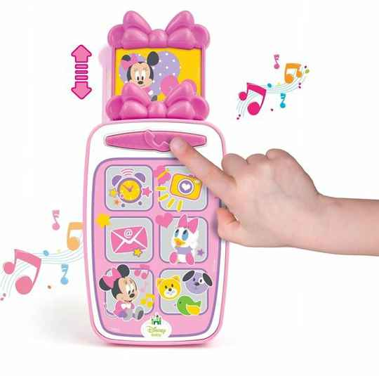 Smartphone Minnie Mouse baby Clementoni
