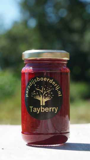 Tayberry Confiture