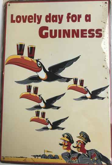 Lovely day for a Guiness