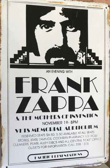 Frank Zappa and the Mothers of invention