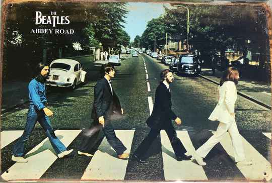 Abbey Road, the Beatles