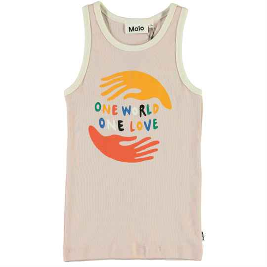 Singlet one world , one love (pre-order) ( verwacht april )