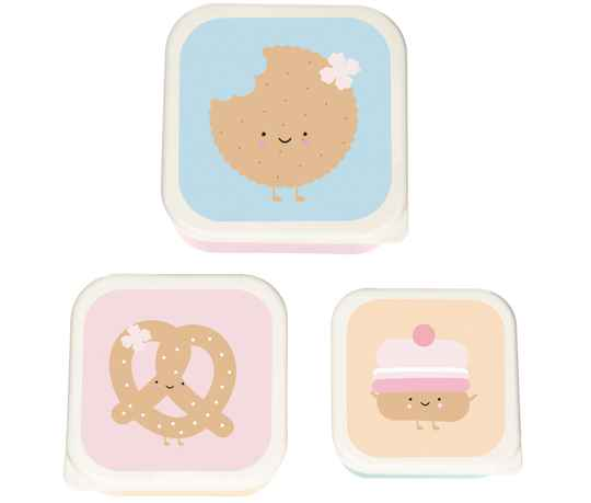 Eef Lillemor - lunchbox 3 set - sweeties
