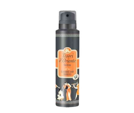 Tesori d'Oriente deodorant spray LOTUSFLOWER