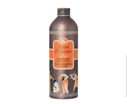 Tesori d'Oriente bad- en douchecreme LOTUSFLOWER 500ml