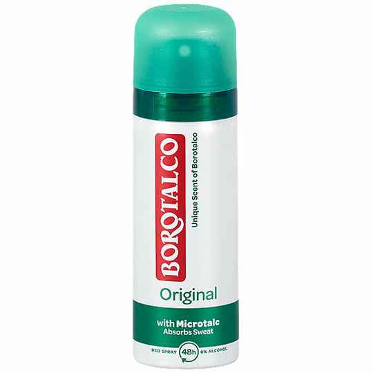 Borotalco reisformaat deodorant original 50ml