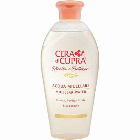 Cera di cupra micellair water