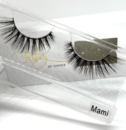 Mami lashes - Faux Mink