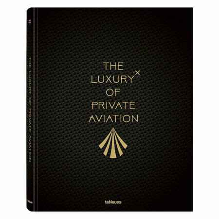 Boek The Luxury of private aviation  | Coffeetable books
