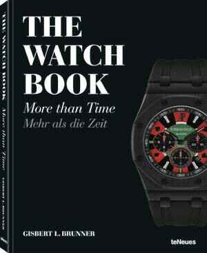 The watchbook More than time  | Book