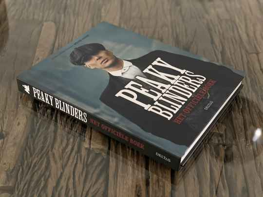 Peaky blinders boek | Book