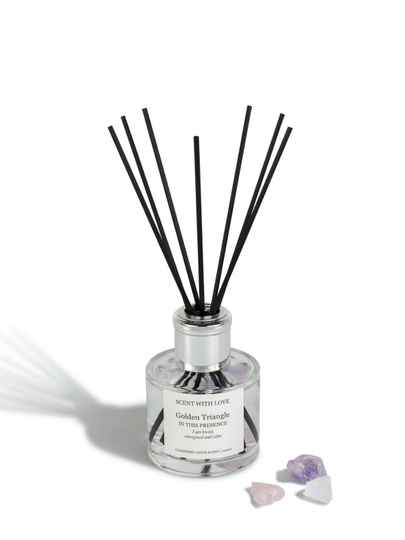 Diffuser Golden Triangle | Scent With Love