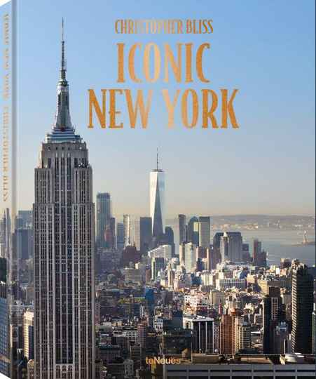 Christopher Bliss Iconic New York  | Book