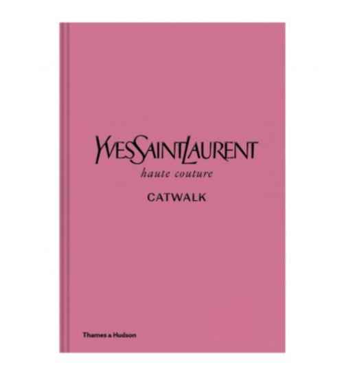 Coffeetable book Yves Saint Laurent Catwalk  | Book