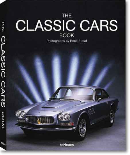 The classic cars book - Small edition  | Book