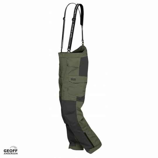 Barbarus Dark Green (broek)