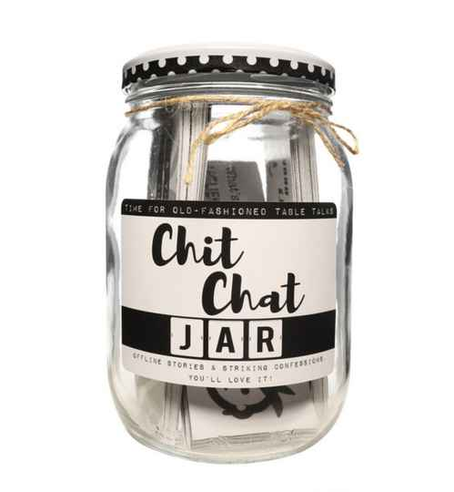 Kletspot. Chit Chat Jar